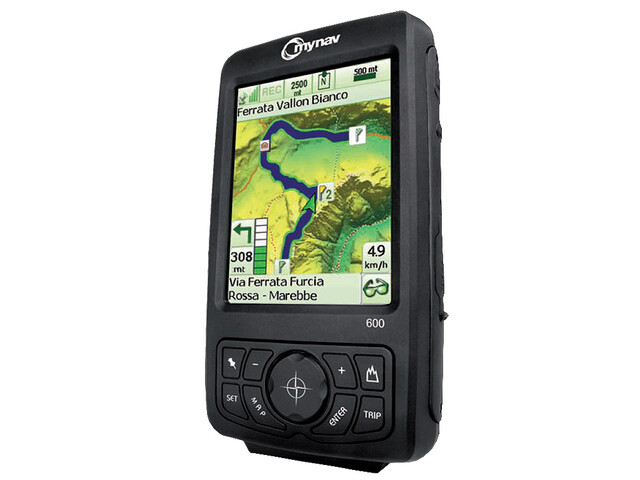 MyNav 600 Outdoor Navigationsgerät